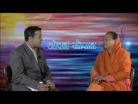 Chameli Baiji At Jiwan Sopaan Spiritual Show || Nepal Manav Dharma Sewa Samiti