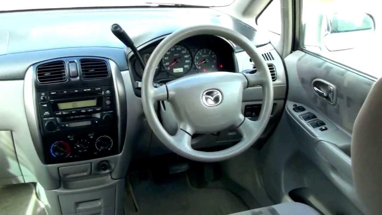 MAZDA PREMACY L Auto YouTube - Mazda premacy problems