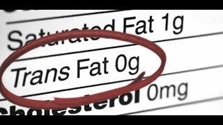 Trans Fat Acceptance!