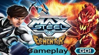 Max Steel Gameplay Android