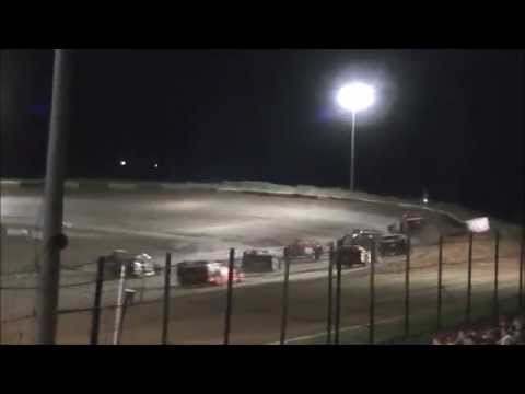 B-Mod Feature @ Fayette Co Speedway 5/9/14