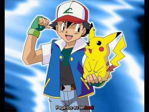 Abertura Pokémon[Brasil] - Karaokê