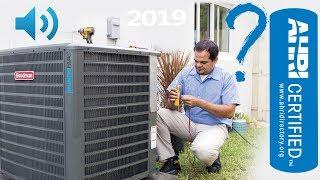 Que Capacidad y Eficiencia es Tu Aire Central? Aquí vas Aprender