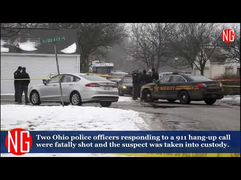 Two Veteran Police Officers Killed After Responding To 911 Call
