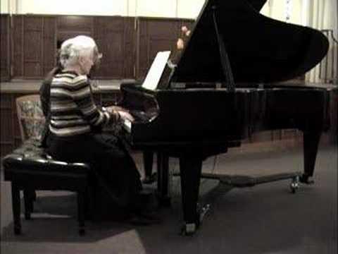 "Ernest J. Kramer's ""Kansas City Rag"" Piano Duet"