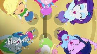 My Little Pony Equestria kızlar - özel Video