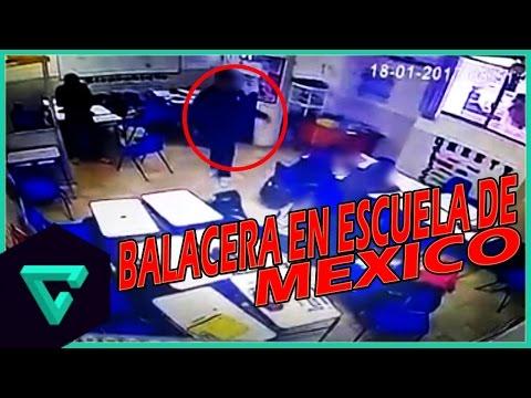 Balacera En Colegio De Monterrey | MASACRE EN ESCUELA DE MÉXICO | POR CULPA DE LA LEGIÓN HOLK | 2017