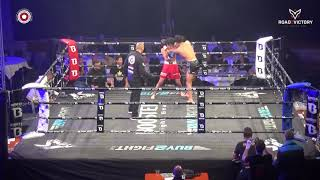 ROAD2VICTORY II - Mohammed el Kadiri vs Onur Kartal Ucar 2017 Video