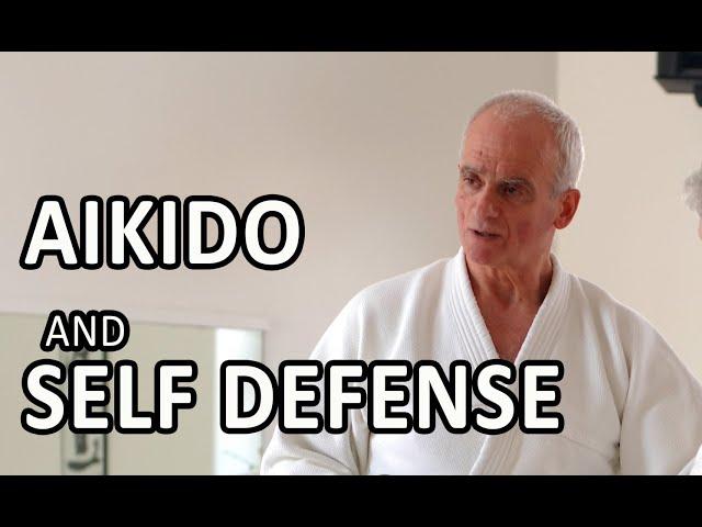 Aikido and Self Defense, by Terry Ezra Shihan
