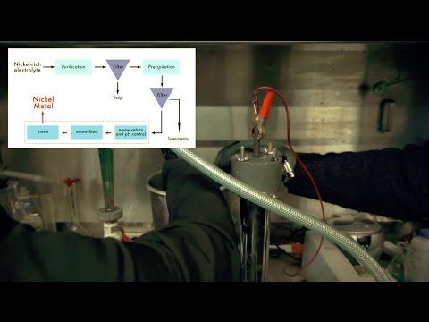 Nickel Cathode Harvesting (English)