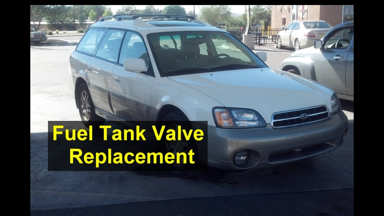 Fuel Tank Pressure Control Valve Replacement P1443 Subaru Outback 2003 Engine Diagram Votd