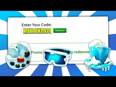 ALL New Roblox Promo Codes on ROBLOX 2021! || All Roblox Promo Codes (2021)