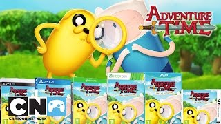 Adventure Time: Finn and Jake Investigations | Game | Cartoon Network