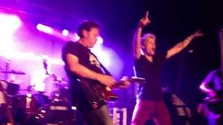 "Aaron Carter: ""I Want Candy"" & ""Another Earthquake!"" Live @ Club Fever: South Bend, IN. 9-24-2013."