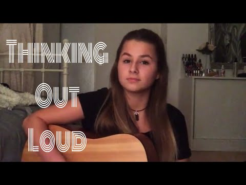 Ed Sheeran - Thinking Out Loud (cover)