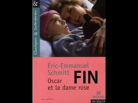 Oscar et la dame rose  FIN
