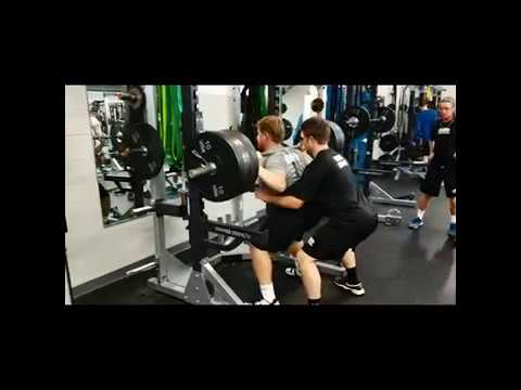 Lincoln Memorial University Strength & Conditioning Promotional Film
