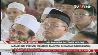 Mengenang KH. Hasyim Muzadi Ketika Memberikan Tausiyah Di Damai Indonesiaku