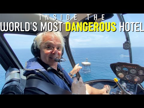 INSIDE the World's Most Dangerous Hotel: Part 2 the Hidden Story