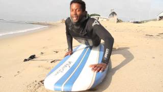 How To Surf & The Black Surf Culture in California