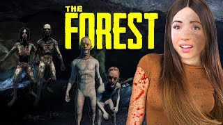 DON'T GO IN HERE!! (The Forest)
