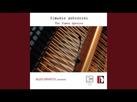 Canzoniere ballato: Ballo in ottava rima (Arr. for Piano)