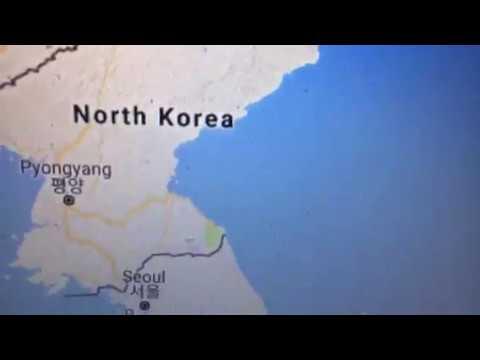 North Korea Fires Ballistic Missile Into Sea Of Japan - Again