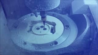 Uhrengehäuse Chrono / watch casing chrono (Kunststoff trocken / plastic dry)