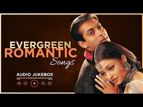 Evergreen Romantic Songs   Audio Jukebox   90's Romantic Songs Old Hindi Love Songs