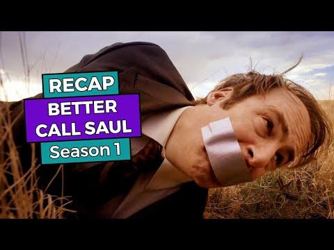 RECAP!!! - Better Call Saul: Season 1