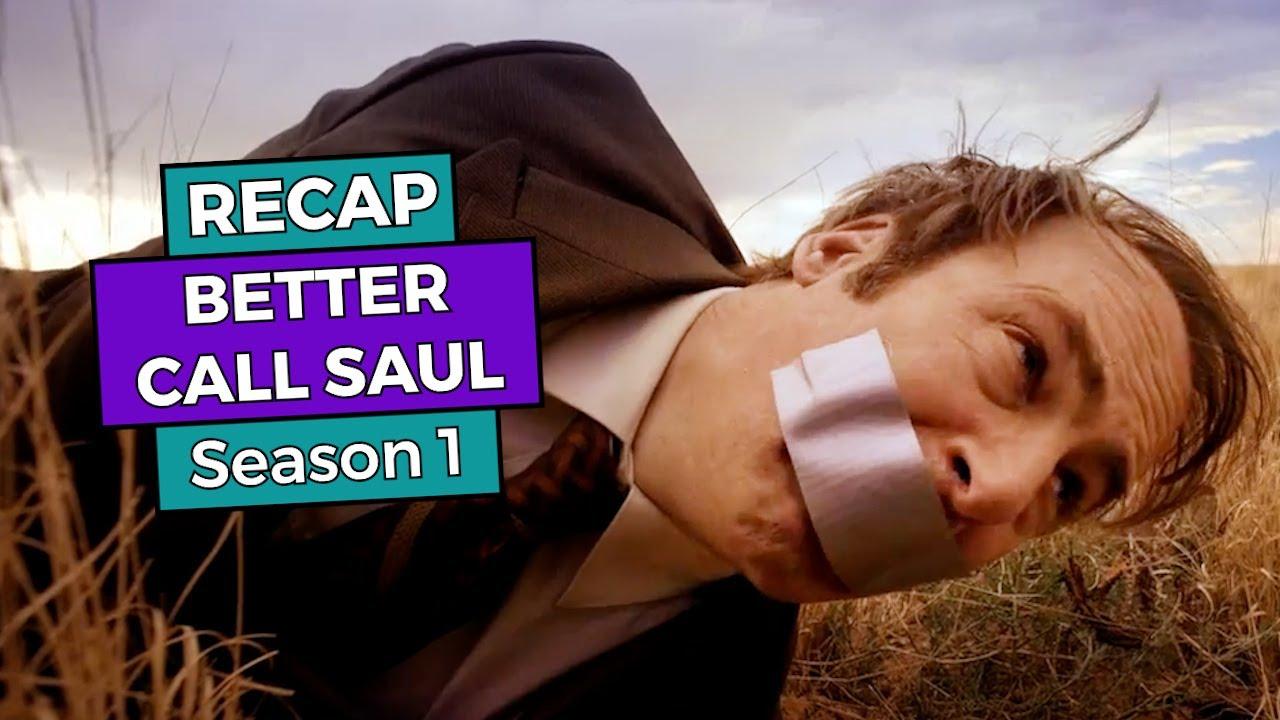 Download RECAP!!! - Better Call Saul: Season 1