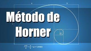 División por Horner - División de Polinomios