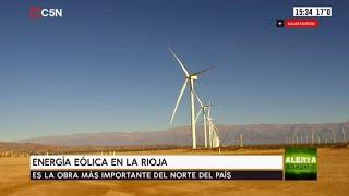 Alerta Verde - Energía Eólica en La Rioja (parte 1)