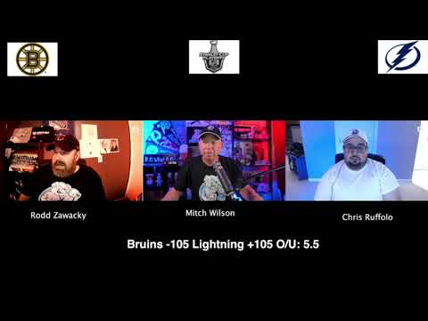 Boston Bruins vs Tampa Bay Lightning 8/29/20 NHL Pick and Prediction Stanley Cup Playoffs