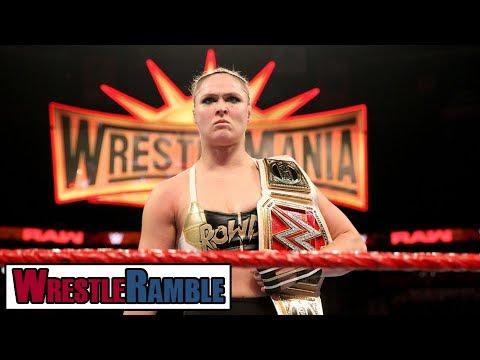 Is Ronda Rousey Turning HEEL?! WWE Raw, Feb. 4, 2019 Review | WrestleTalk's WrestleRamble