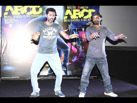 Remo D'souza's Awesome Dance Moves