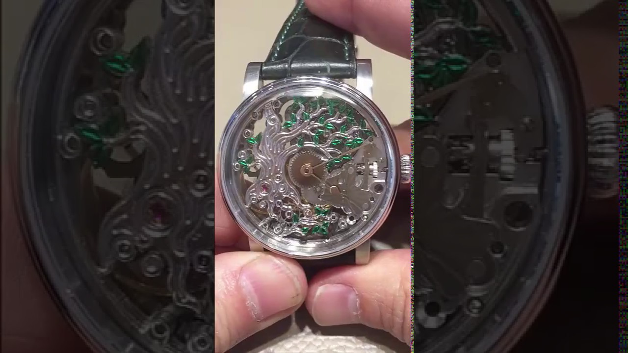 Schaumburg Watch Tree Of Luck Mens Review 2017