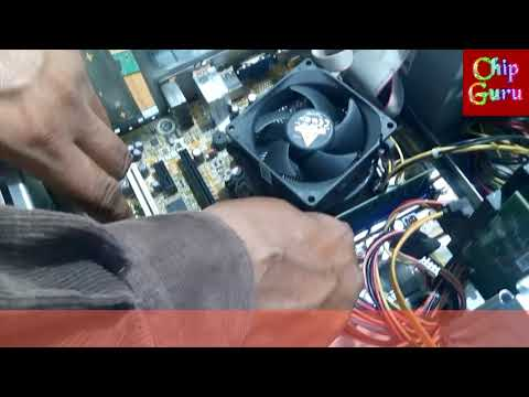 how to repair hcl motherboard