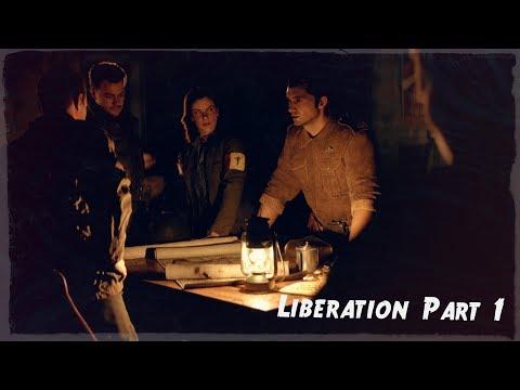 Call Of Duty World War II | Liberation Part 1