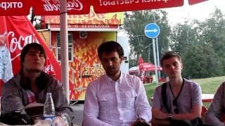 Встреча с блоггерами - GoldenNik, Люцифер, Dj Arti-Fix