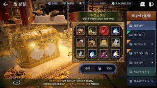 Black Desert Mobile Red Accessory Chest & Accessory Buff Reviews