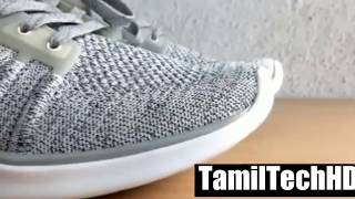 Xiaomi Mijia Smart Shoes Unboxing in Tamil