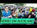 FESTIVAL DE NATAL EM AUCKLAND | CHEGOU O VERÃO! NOVA ZELÂNDIA
