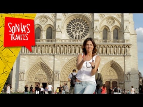 Travel Paris: Notre Dame's Locals Only Secret Garden