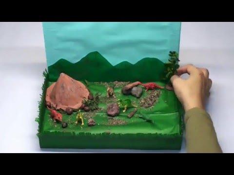 Como hacer un Diorama