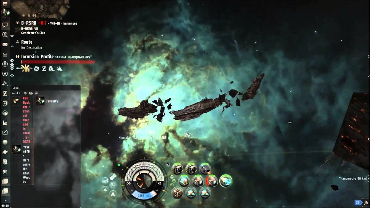 Star Citizen used EvE Online Nebula. : starcitizen