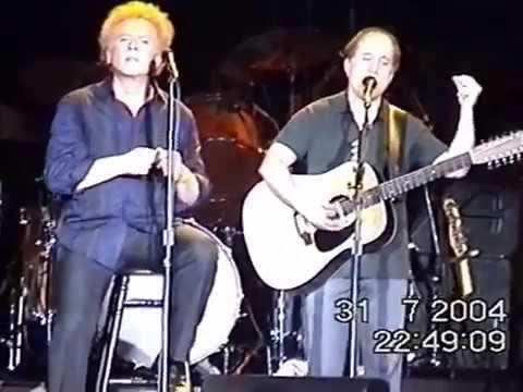 Simon & Garfunkel Roma 2004