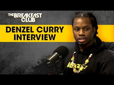 Denzel Curry Talks Relationship With XXXTentacion, New Album 'TA13OO' + More