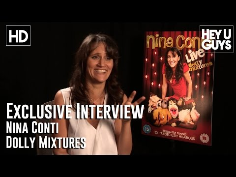 Nina Conti Interview -  Dolly Mixtures