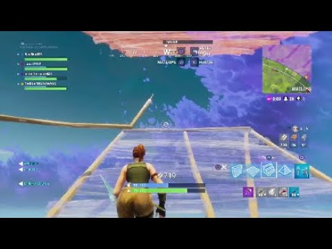 Fortnite stairway to heaven win